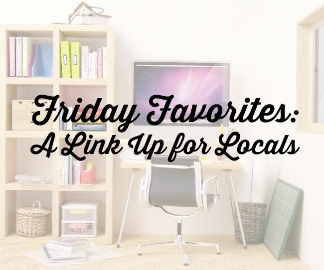 Friday Favorites Link Up Image