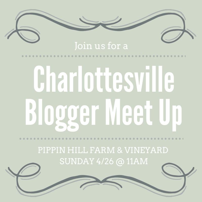 CharlottesvilleBlogger Meet Up