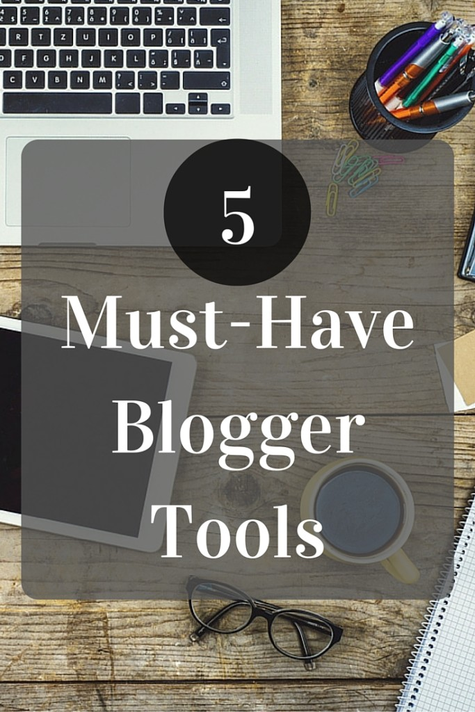 These 5 tools will make your blogging life easier! Apps, plugins, and tools to help you blog more efficiently.