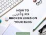 broken links icon